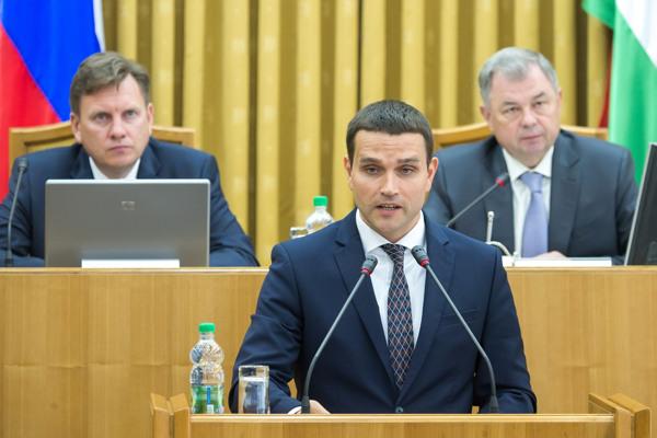 Региональный кабинет министров одобрил прогноз социально-экономического развития Калужской области на среднесрочную перспективу