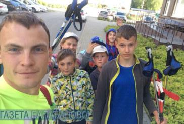 Спорт приходит в Балабаново-1