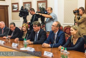Калужскую область посещает делегация немецких компаний