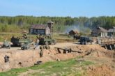 В Медынском районе продолжаются съемки фильма Игоря Угольникова «Ильинский рубеж»