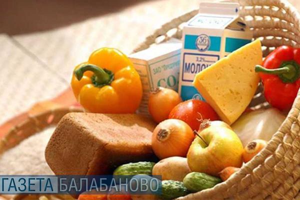 Среди субъектов ЦФО в Калужской области сохраняются минимальные цены на свинину, яйцо куриное, сахар и овощи