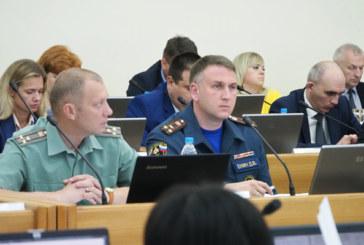 Планы по внедрению АПК «Безопасный город»  в Калужской области обсудили на координационном совещании региональных и федеральных органов власти