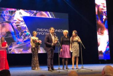 Коллектив телерадиокомпании «Ника ТВ» стал победителем Всероссийского конкурса «ТЭФИ-Регион-2019»