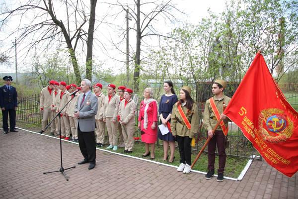 Из столичного бюджета в 2020 году будет выделено 20 миллионов рублей на благоустройство мемориала у братской могилы в сквере на ул.Коммунальной