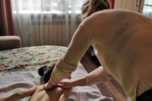 В отделении реабилитации детей и подростков с ограниченными возможностями филиала СРЦН «Ориентир» предоставляется услуга массажа