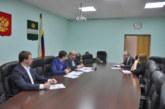 В администрации г.Балабаново прошло совещание, на котором обсуждалось возможность создания электронной базы данных по захоронениям на городском кладбище (ул.Лермонтова)