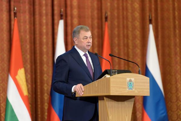 Анатолий Артамонов: «Калужская область имеет все основания идти в авангарде развития нашей страны, и я уверен, что так оно и будет»