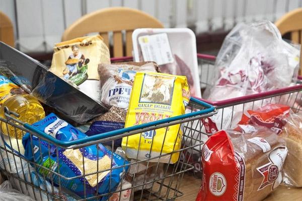 Дефицита продовольственных товаров в Калужской области нет