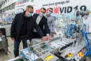 ООО «КАРО» передало в дар медицинским и социальным учреждениям Калужской области полмиллиона масок и 1100 защитных костюмов