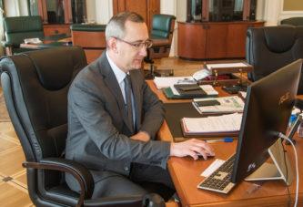 Шапша поручил контрольно-счетной палате проверить горхозяйство Калуги