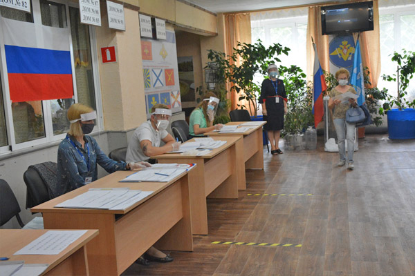 Основной день голосования