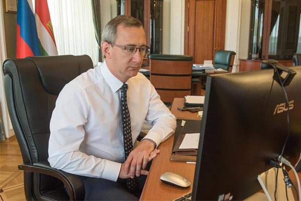 В Правительстве области обсудили перспективы модернизации системы здравоохранения региона