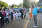 Команда общегородского проекта «Выходи во двор играть» возобновила свою работу