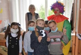 Сегодня в СРЦН «Ориентир» на ул.Лермонтова прошёл небольшой праздник для детей