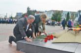 В сквере Победы состоялся митинг-концерт, посвящённый 77-ой годовщине освобождения Калужской области