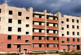 «Горбатый» дом достроят за счёт региональных средств