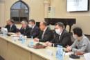 Геннадий Новосельцев обсудил сохранение облика малых городов с Изборским клубом